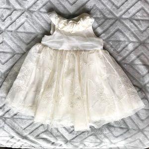 Lace, Ivory Dress